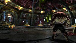 splatterhouse 2010 game