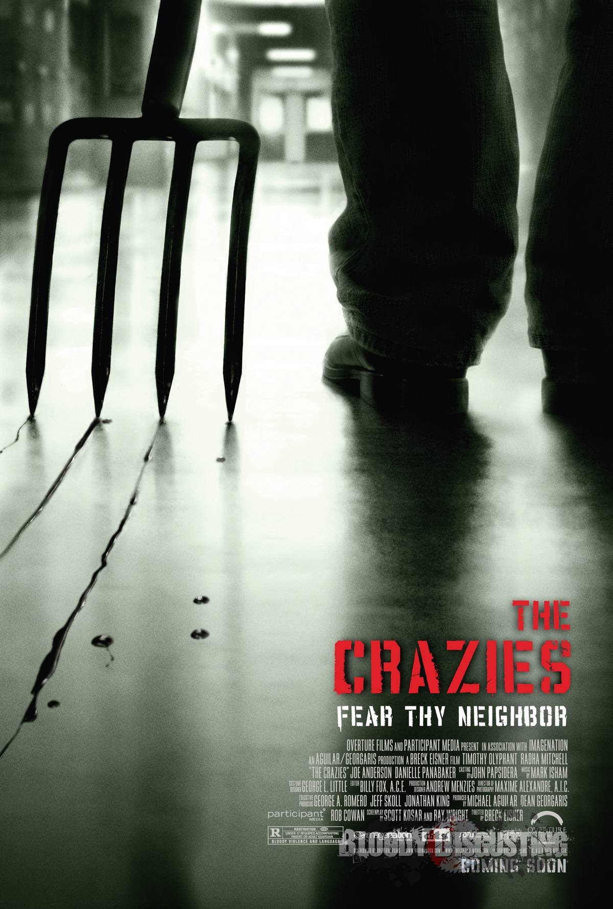 The Crazies: fear thy neighbor