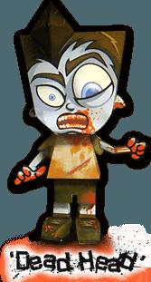 twitch deadhead zombie