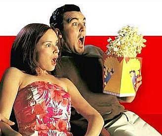 Schrik popcorn bioscoop