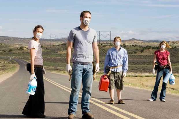 Carriers - pandemic virus