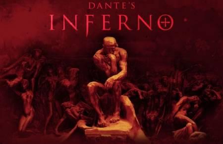 Dantes Inferno tekenfilm