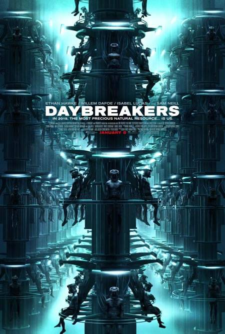 Daybreakers 2010 filmposter