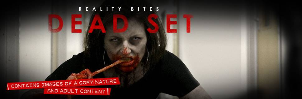 Dead Set, zombie serie, horror, big brother