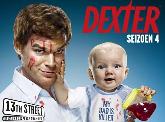 Dexter seizoen 4 op 13th street