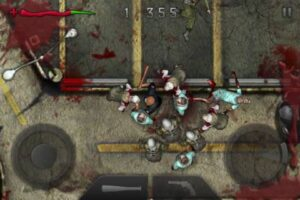 Dawn of the Dead op iPhone