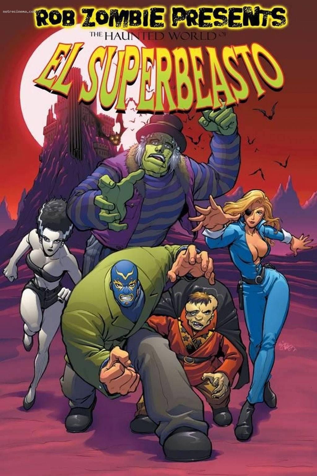 The Haunted World of El Superbeasto - Rob Zombie