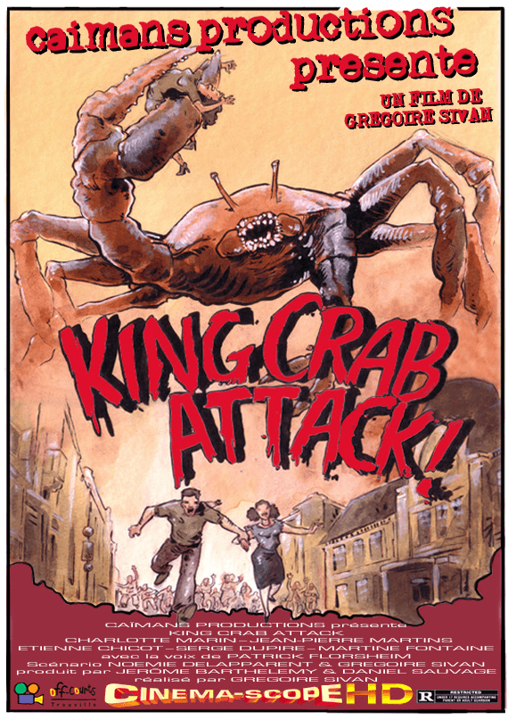 king crab attack - klassieke monsterhorror