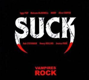 Suck, een rockende vampieren musicalfilm?