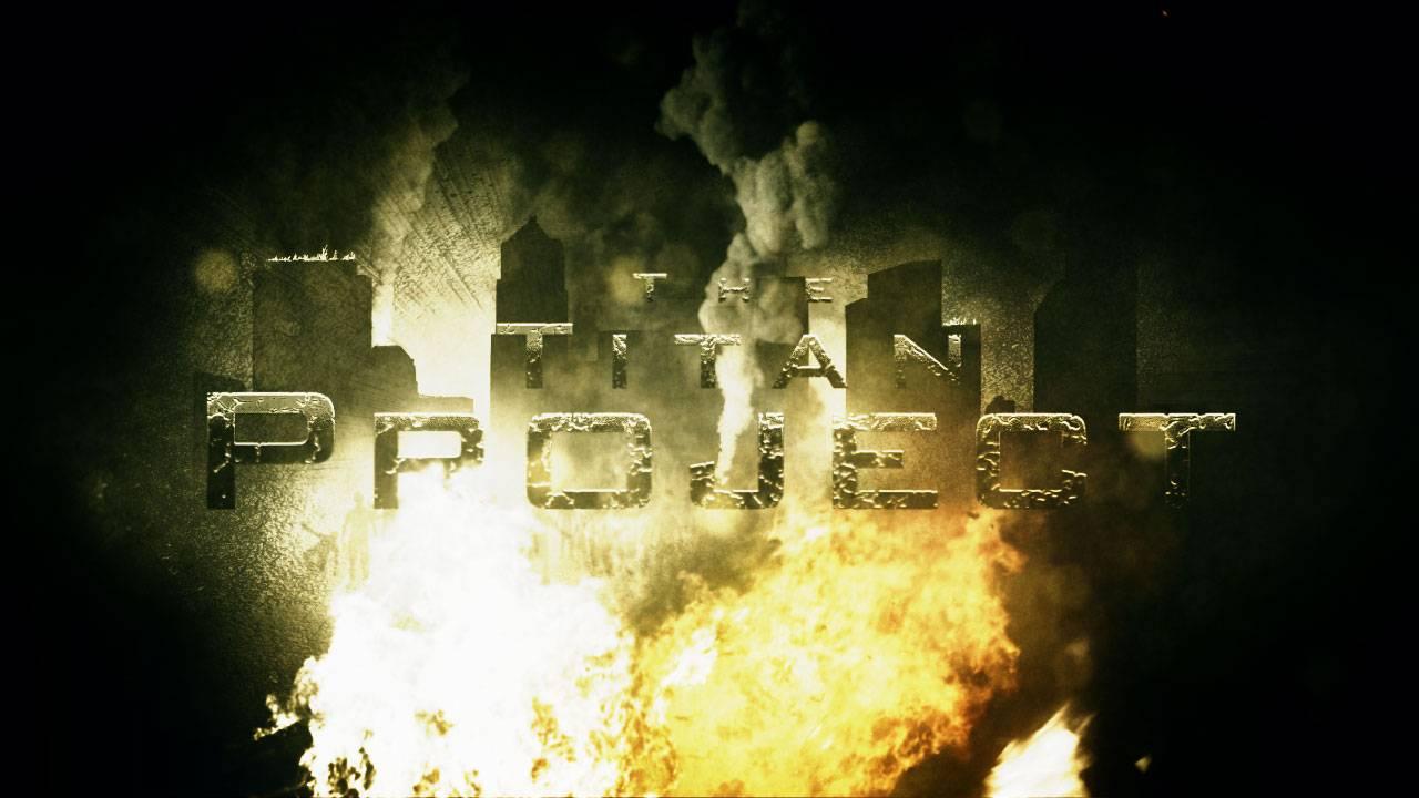 The Titan Project - Rob W. Scribner - SPS Films