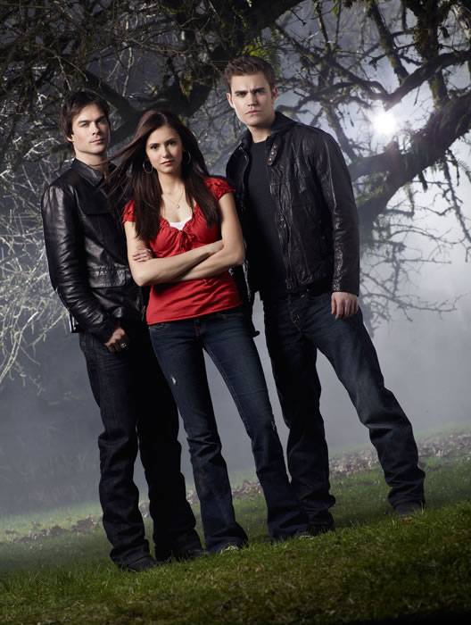 the vampire diaries - People's Choice Awards