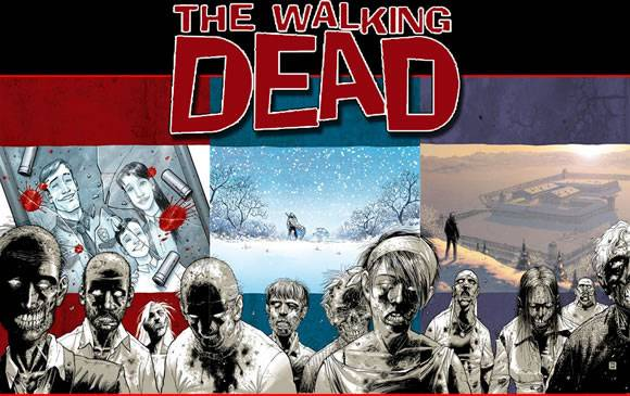 The Walking Dead comics