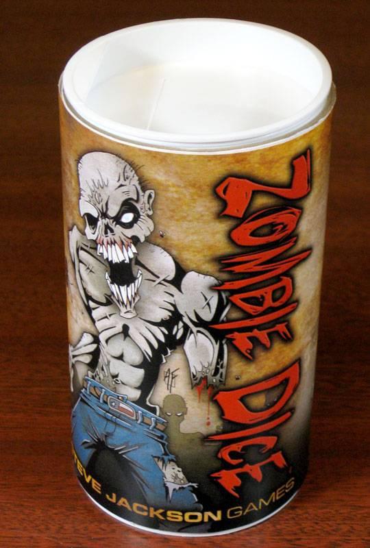 Zombie Dice dobbelspel