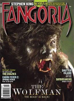 fangoria magazine 290