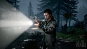 Alan Wake; In darkness, fight with light