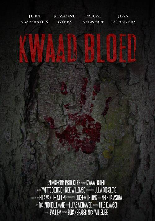 kwaad bloed poster