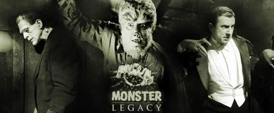 Universal Monster Legacy