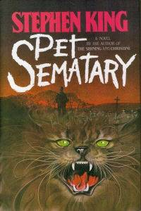 Pet Sematary 1983 Stephen King