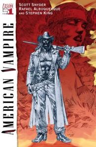American Vampire - comic