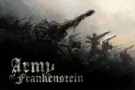 Army of Frankenstein concept