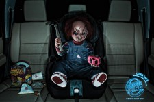 Burger King Chucky Child's Play