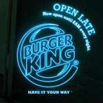 Burger King horror