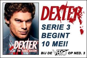 Dexter serie 3 vpro