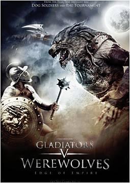 gladiators vs werewolves