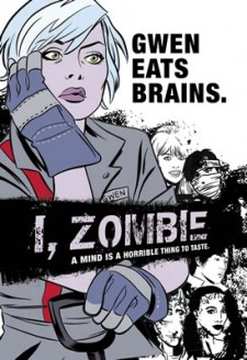 I, Zombie - Gwen eats brains
