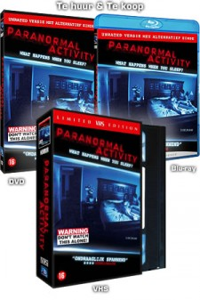 Paranormal Activity 2007 Oren Peli
