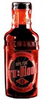 Tru-blood bottle