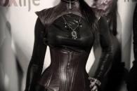 vrouwlijke vampier