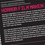 workshop horror film maken