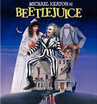 beetlejuice - tim burton