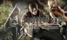 Resident evil 4 - iPad edition