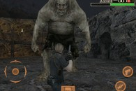 Resident evil 4 - iPad edition: monster