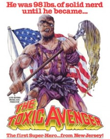 the toxic avenger troma
