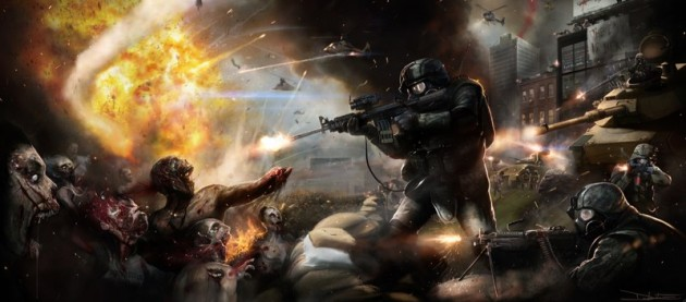 World War Z conceptart