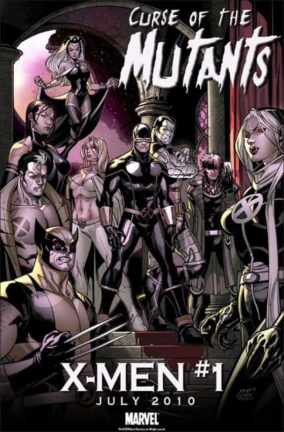X-Men - Curse Of The Mutants