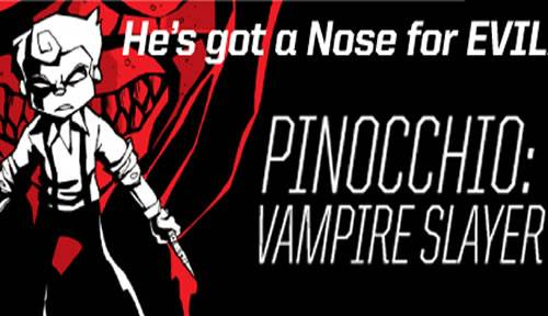 Pinocchio: Vampire Slayer