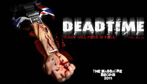 horrorfilm deadtime rock 'n roll