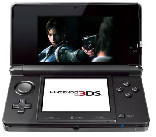 Nintendo 3DS: Resident Evil Revelations