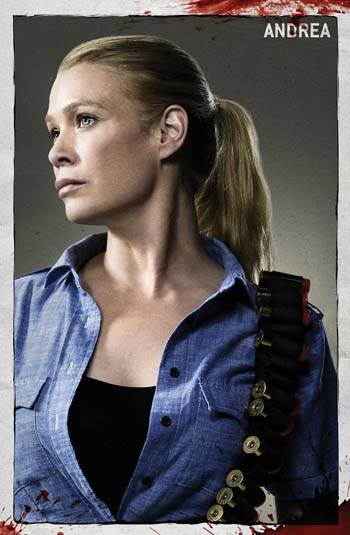 Andrea (Laurie Holden) - Walking Dead