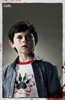 Carl Grimes (Chandler Riggs) - Walking Dead