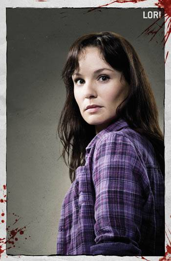 Lori Grimes (Sarah Wayne Callies) - Walking Dead