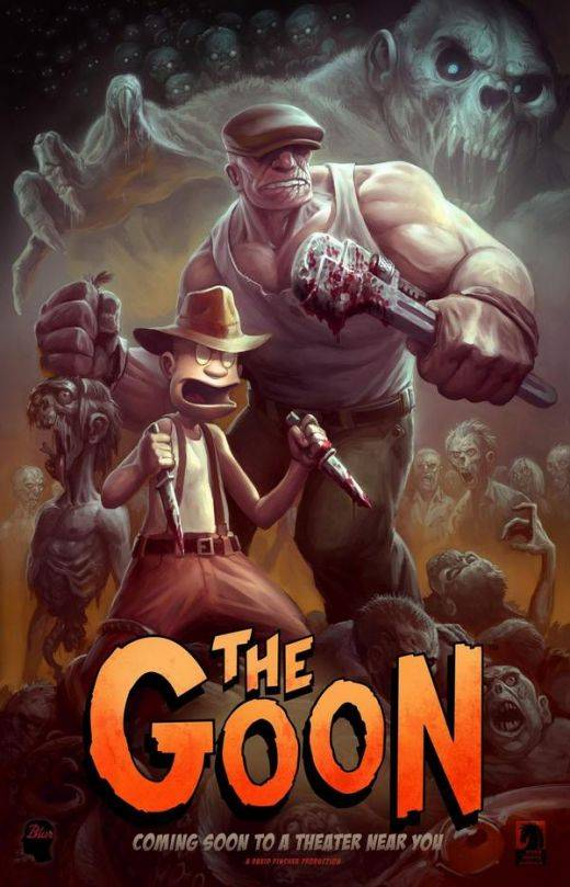 The Goon movieposter