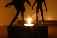 Zombie sfeerlichtje