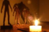 Zombie verlichting
