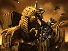 monsterpocalypse art