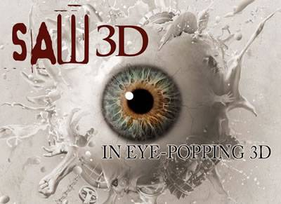 saw eye-popping 3d